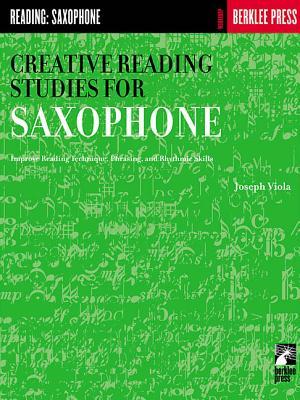 Creative Reading Studies for Saxophone - Viola, Joseph