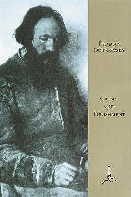 Crime and Punishment - Dostoevsky, Fyodor Mikhailovich, and Dostoyevsky, Fyodor, and Simmons, Ernest Joseph