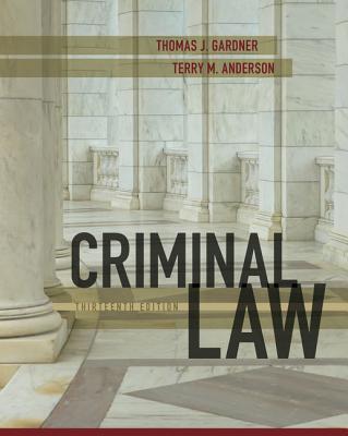 Criminal Law - Gardner, Thomas J