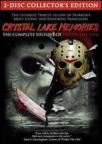 "Crystal Lake Memories: The Complete History of ""Friday the 13th"""