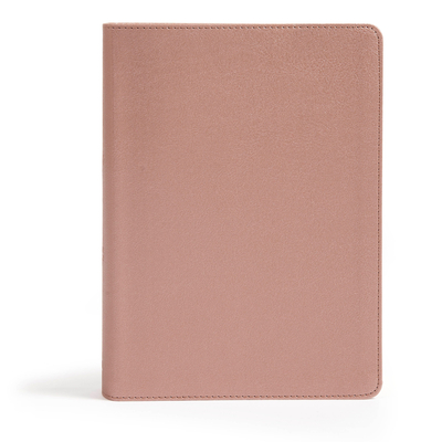 CSB She Reads Truth Bible, Rose Gold Leathertouch: Notetaking Space, Devotionals, Reading Plans, Easy-To-Read Font - Csb Bibles by Holman, and Myers, Raechel, and Williams, Amanda Bible