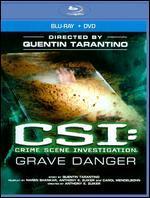 CSI: Crime Scene Investigation - Grave Danger [2 Discs] [Blu-ray/DVD]