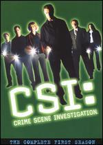 CSI: Crime Scene Investigation: The First Season