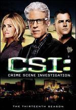 CSI: Crime Scene Investigation - The Thirteenth Season [6 Discs]