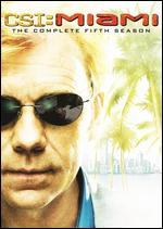 CSI: Miami: Season 05