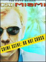 CSI: Miami - The Fifth Season [6 Discs] [Sensormatic]