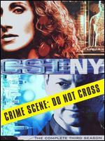 CSI: NY - The Complete Third Season [6 Discs]