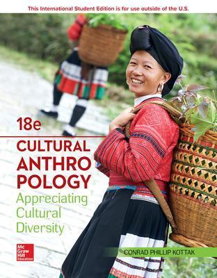 Cultural Anthropology - Kottak, Conrad