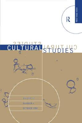 Cultural Studies: Volume 12, Issue 4: The Institutionalization of Cultural Studies - Striphas, Ted (Editor)