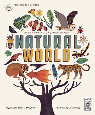 Curiositree: Natural World: A Visual Compendium of Wonders from Nature - Jacket Unfolds Into a Huge Wall Poster! - Wood, Aj, and Jolley, Mike