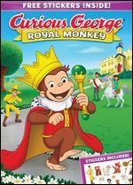 Curious George: A Royal Monkey - Doug Murphy; Phil Weinstein