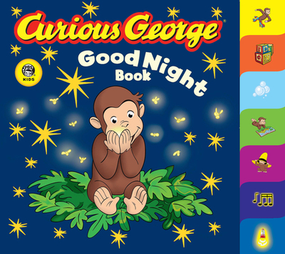 Curious George Good Night Book (Cgtv Tabbed Board Book) - Rey, H A