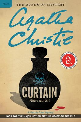 Curtain: Poirot's Last Case: A Hercule Poirot Mystery - Christie, Agatha