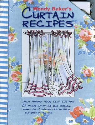 Curtain Recipes Cards - Baker, Wendy