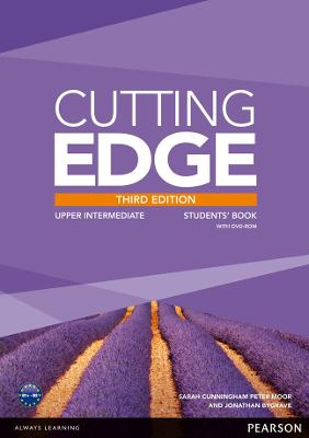 Cutting Edge 3rd Edition Upper Intermediate Students' Book and DVD Pack - Bygrave, Jonathan, and Cunningham, Sarah, and Moor, Peter