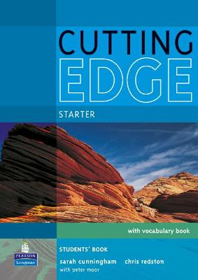 Cutting Edge Starter Student's Book (Standalone) - Cunningham, Sarah, and Moor, Peter