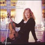 Cynthia Phelps, Principal Viola, New York Philharmonic
