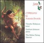 Cypresses by Antonín Dvorák