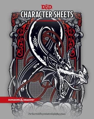 D&D Character Sheets - Wizards RPG Team