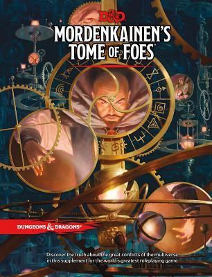 D&d Mordenkainen's Tome of Foes - Wizards RPG Team