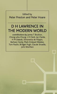 D.H.Lawrence and the Modern World - Preston, Peter (Editor), and Hoare, Peter (Editor)