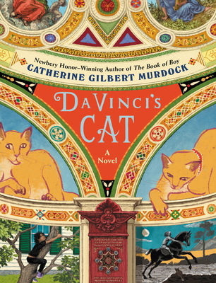 Da Vinci's Cat - Murdock, Catherine Gilbert