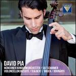 D'Albert, Bruch, Dohnányi: Violoncellokonzerte