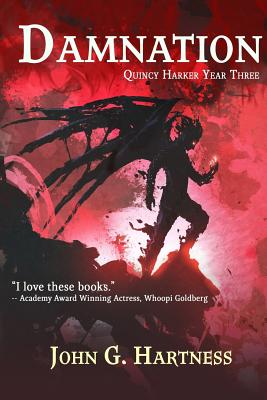 Damnation: Quest for Glory Book 1 - Hartness, John G