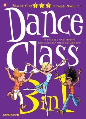 Dance Class 3-In-1 #1 - Beka