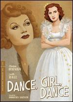 Dance, Girl, Dance [Criterion Collection]