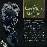 Daniel Barenboim: The Maestro - Daniel Barenboim (piano); Dietrich Fischer-Dieskau (baritone); Henriette Puig-Roget (organ); Jacqueline du Pré (cello);...