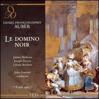 Daniel-François-Esprit Auber: Le Domino Noir - Alda Noni (vocals); Bernard Demigny (vocals); Fernando Corena (vocals); Freda Betti (vocals); Gaston Rey (vocals);...