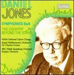 Daniel Jones: Symphonies Nos. 6 & 9; The Country Beyond the Stars