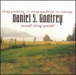 Daniel S. Godfrey: String Quartet No. 2; String Quartet No. 3; Romanza