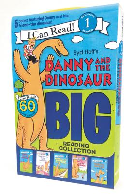 Danny and the Dinosaur: Big Reading Collection: 5 Books Featuring Danny and His Friend the Dinosaur! -