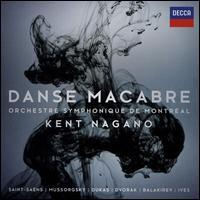 Danse Macabre - Alexander Read (violin); Andrew Wan (violin); Brian Manker (cello); Hugues Tremblay (percussion); Neal Gripp (viola);...