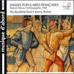 Danses populaires françaises et anglaises