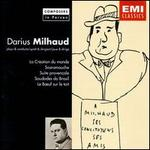 Darius Milhaud Plays and Conducts