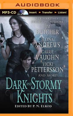 Dark and Stormy Knights - Elrod, P N, and Raudman, Renee (Read by), and Barrett, Joe (Read by)