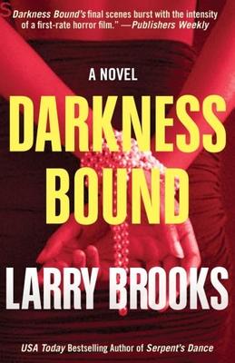 Darkness Bound - Brooks, Larry