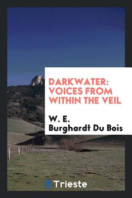 Darkwater: Voices from Within the Veil - Du Bois, W E Burghardt