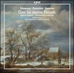Das ist meine Freude: Soprano Cantatas from the Großfahner Collection