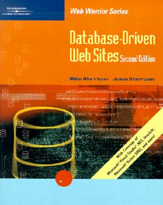 Database-Driven Web Sites - Morrison, Mike, and Morrison, Joline