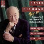 David Diamond, Vol. 3