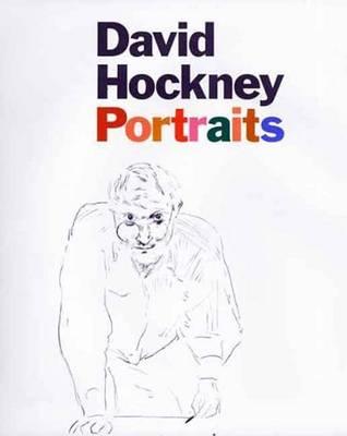 David Hockney Portraits - Howgate, Sarah