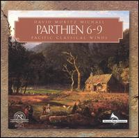 David Moritz Michael: Parthien 6-9 - Charles Zukovsky (clarinet); Edward Meares (double bass); Gary Bovyer (clarinet); Jim Patterson (natural horn);...