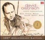 David Oistrach plays Violin Concertos
