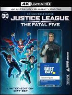DCU Justice League vs. The Fatal Five