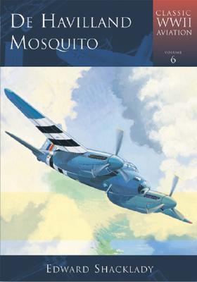 de Havilland Mosquito - Shacklady, Edward