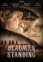 Deadman Standing - Nicholas Barton